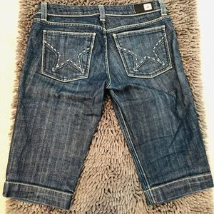 People's Liberation Jeans Shorts